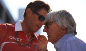 Ecclestone hopeful Marussia can be saved