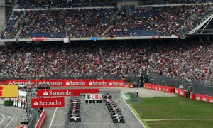Ecclestone: German Grand Prix may not happen
