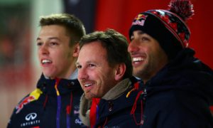 Kvyat 'can be the surprise of this year' - Horner