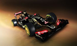 First images of the Lotus E23 released