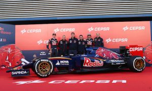 Toro Rosso targeting fifth in constructors'