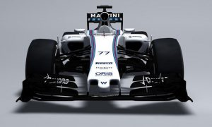 New nose caused 'a slight headache' for Williams