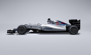 Williams releases images of FW37