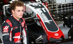 Ferrucci stays on as Haas development driver