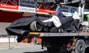 CT scan shows Alonso 'uninjured'