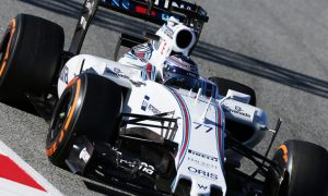 Williams announces Barcelona driver schedule