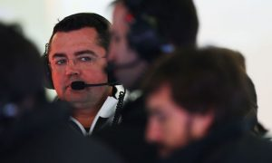 McLaren planning 'big step' for Australia