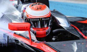 McLaren-Honda test was 'very emotional'