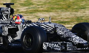 Kvyat feels 'big, big potential' in RB11