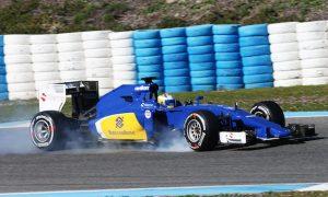 Sauber debut delights Ericsson