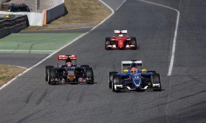Sauber happy to be 1.3s off Mercedes - Nasr
