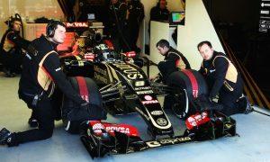 New Lotus 'more like 2013 car'