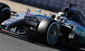 Hamilton quickest as McLaren struggles again