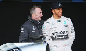 Mercedes wants Hamilton deal by Australia