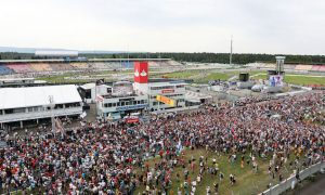 Rosberg fears for 'legendary' German GP