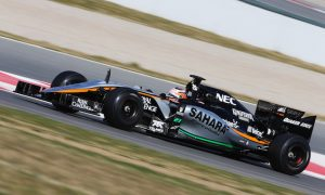 Hulkenberg: New car similar to VJM07
