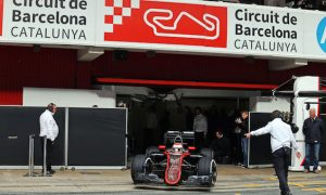 McLaren day ended after 7 laps