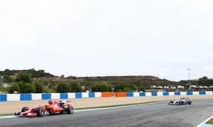 Rosberg: Ferrari pace 'an eye-opener'