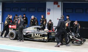 Lotus told 'not to swagger about'