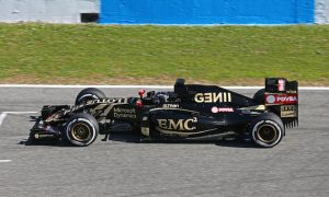 Lotus deficit 'only £700,000' in 2014