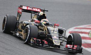 Maldonado fastest as McLaren woes return