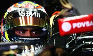 Fastest time 'not enough' for Maldonado