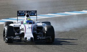 Williams wary of surprise at Barcelona