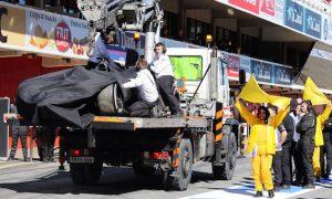 McLaren releases early crash findings