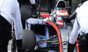 McLaren has taken 'calculated technical risks'