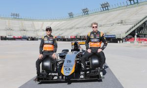 New Force India set to miss second test