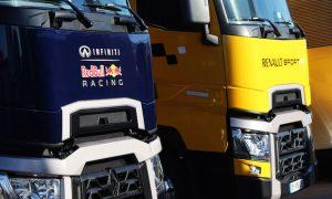 "Horner: Renault issues ""not major"""
