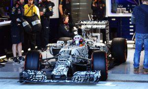 Ricciardo: Red Bull still finding feet