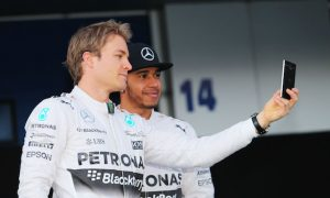 Rosberg ready for Hamilton 'rematch'
