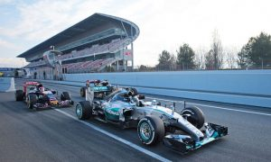 Rosberg unhappy despite blistering pace