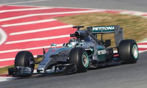 Rosberg 'surprised' at Ferrari step