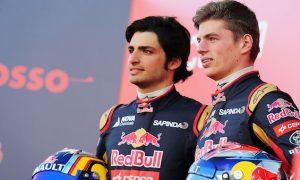 Sainz Jr happy Verstappen has limelight
