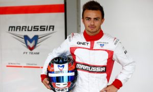 Manor signs Stevens to race in 2015