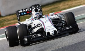 Bottas surprised by Mercedes pace