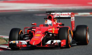Vettel: Rosberg time is Ferrari benchmark