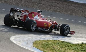 Vettel buoyed by Ferrari pace