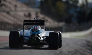 Williams not at a major disadvantage to Mercedes