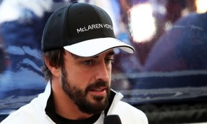 Alonso enjoys 'good day' in McLaren simulator