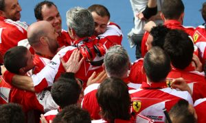 Arrivabene urges Ferrari to stay 'realistic'