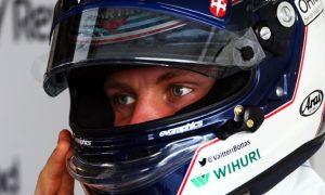 Bottas confident of Williams return in Malaysia