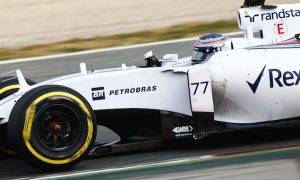 Bottas ends final day of testing on top