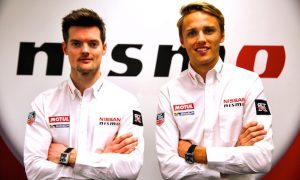 Chilton to race in LMP1 with Nissan