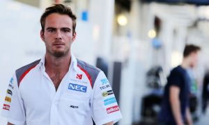 Van der Garde demands Sauber race seat