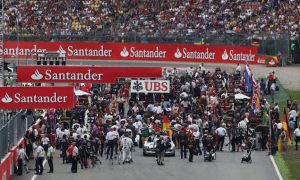 FIA confirms German GP absence in 2015