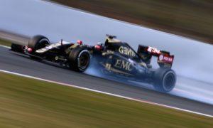 Grosjean keen to display potential in 2015