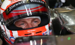 Button: McLaren 'working tirelessly' to close gap